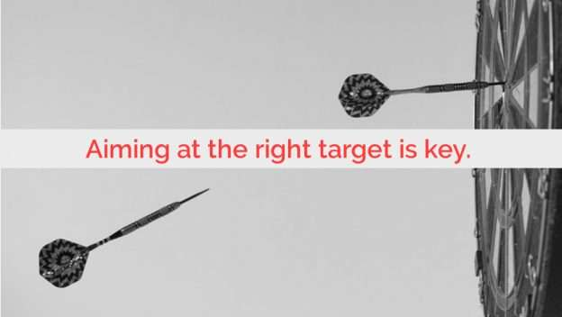 How big is your target