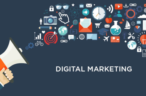 Digital marketing strategy framework