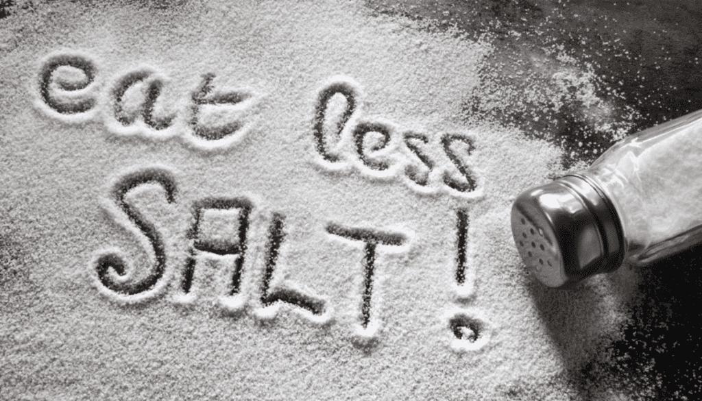 Avoid Salt