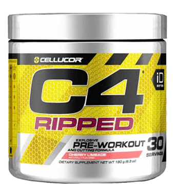 C4 ripped pre workout